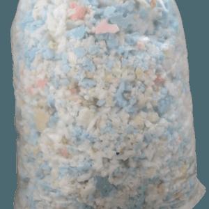 foam crumb medium